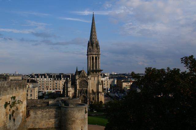 Eglise St Pierre à Caen