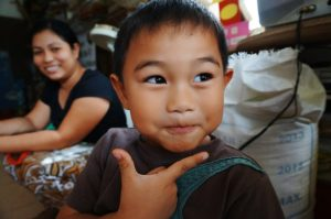 Enfant philippin