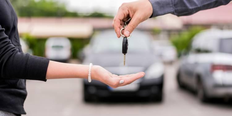 vendre sa voiture