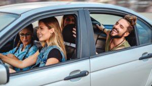 jeunes conducteur voiture d'occasion