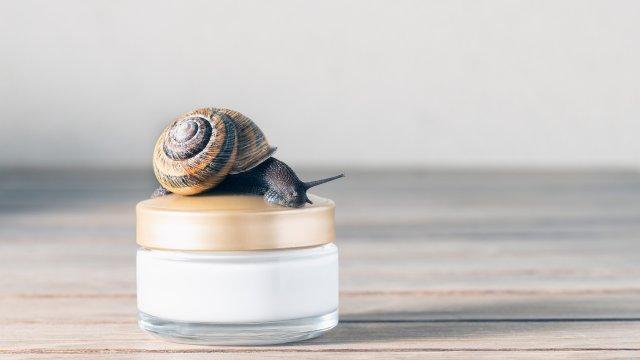 bave d'escargot cosmetique