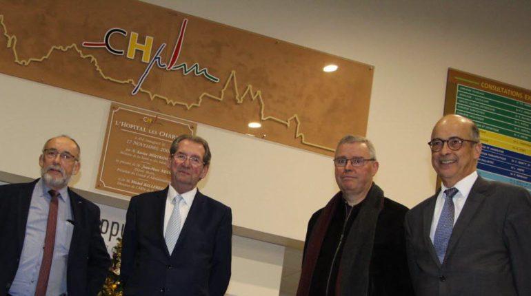 Fusion des Centres Hospitaliers de Paray le Monial, Charolles, La Clayette