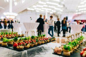 banquet evenement d'entreprise