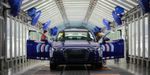 marché automobile du neuf