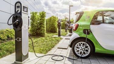 voitures éléctriques