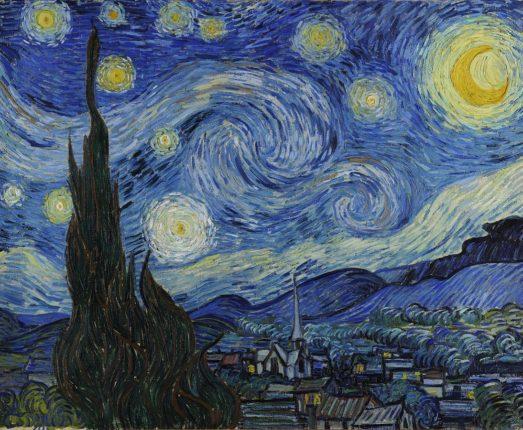 La nuit étoilée - Van Gogh