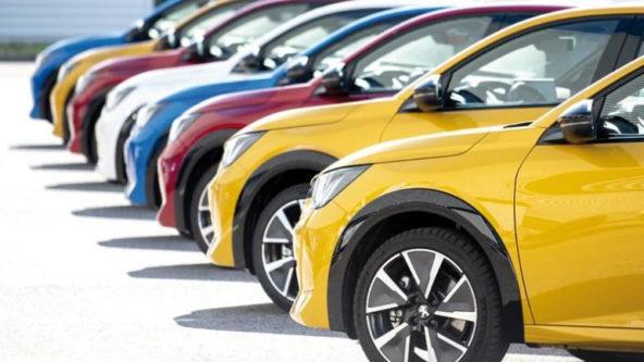 La croissance du marché des voitures d'occasion