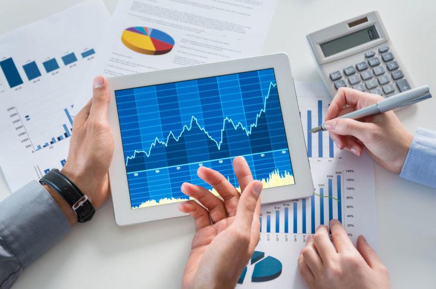 Où travaille un analyste financier