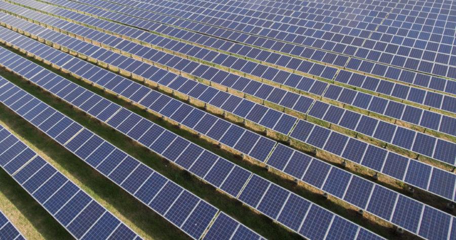 Projet Horizéo un parc photovoltaïque géant